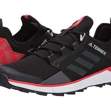 adidas Outdoor Terrex Speed LD (Black/Grey Six/Grey One) Men's Running Shoes