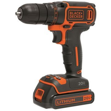 BLACK+DECKER 20-Volt Max 3/8-in Cordless Drill (Charger Included and 1-Battery Included)