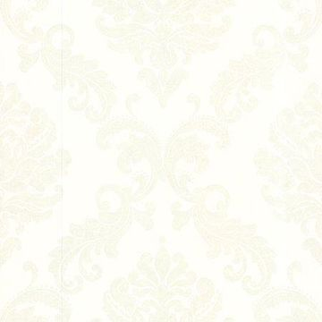Beacon House Sebastion Cream Damask Wallpaper