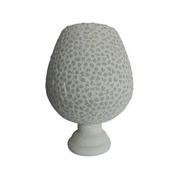 A&B Home Large Ellerson Tumbler Vase, 9