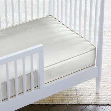 Simmons Kids' BeautySleep Naturally Crib Mattress