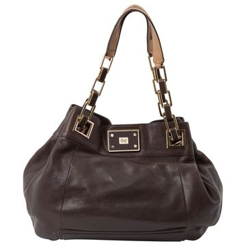 Anya Hindmarch Brown Leather Handbags