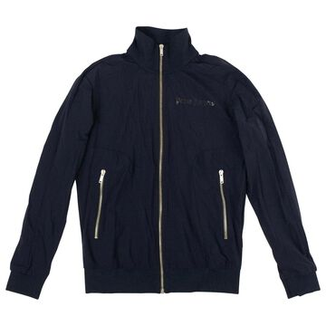 Palm Angels \N Blue Synthetic Jackets
