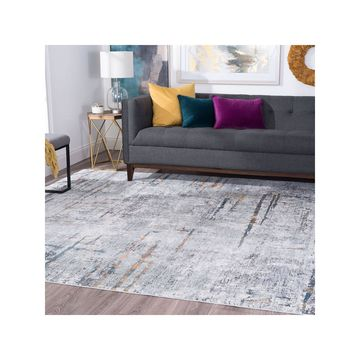Tayse Canna Rectangular Indoor Rugs