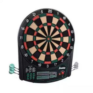 Franklin Sports FS 6000 Electronic Dartboard in Black