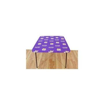 College Covers Fan Shop LSU Tigers Fitted Card Table Cover - 33 x 33 in