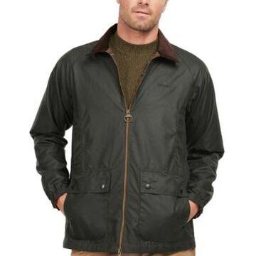 Barbour Men's Domus Waxed Jacket