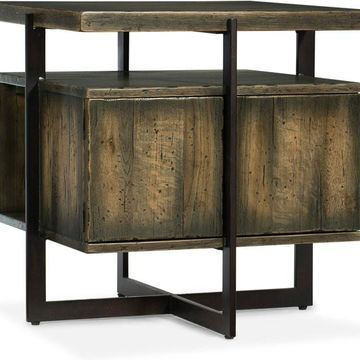 Hooker Furniture Living Room Crafted Lamp Table