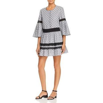 Kobi Halperin Womens Joan Shift Mini Casual Dress