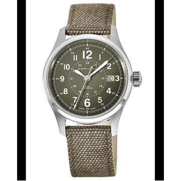 Hamilton Khaki Field Men's Watch H70595963 H70595963