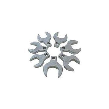 Sunex Tools 9740 7 Piece Crowfoot Metric Set 34-46mm