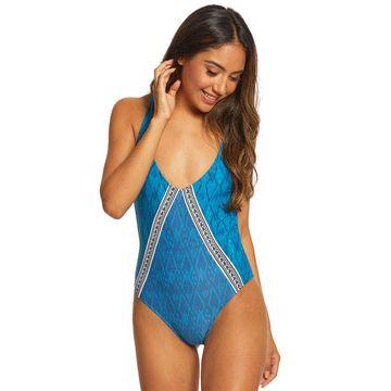 Rip Curl Women's Saltwater One Piece Swimsuit