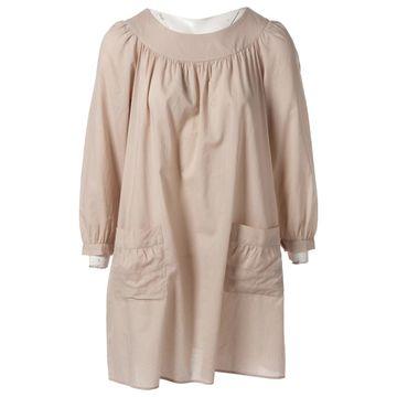 Apc \N Pink Cotton Dresses