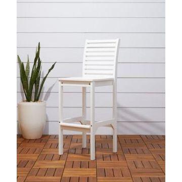 Vifah Bradley Outdoor Bar Chair