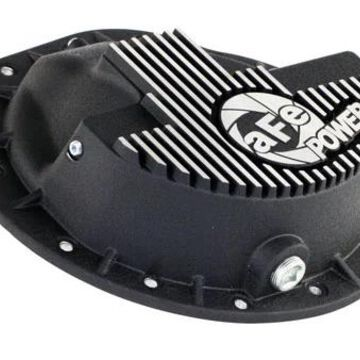 2013 Dodge Ram aFe Differential Covers, Street Series - Front Differential Cover