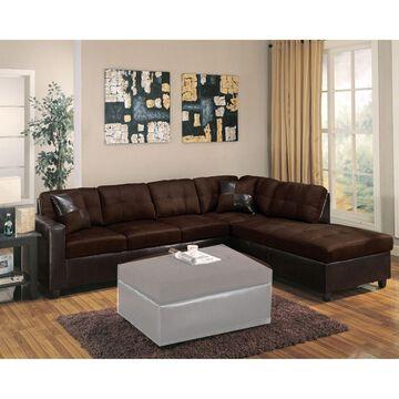 Benzara Superior Sectional Sofa