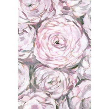Marmont Hill Bunch of Peonies Canvas Wall Art