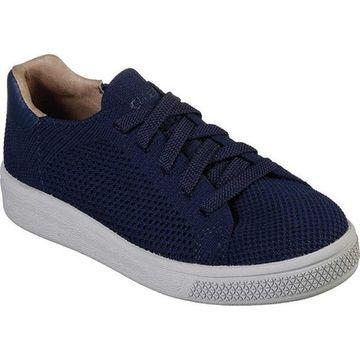 Skechers Boys' Metro-Wave Backstitch Sneaker Navy