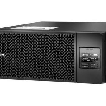 APC Smart-UPS SRT 6000VA RM 4U On-Line UPS Battery Backup (SRT6KRMXLT)