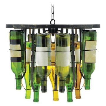 Sterling Industries, 93-139, 2-Light Collectors Pendant