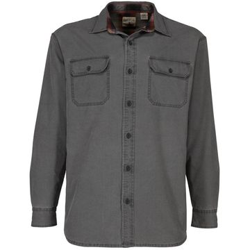 RedHead® Men's Flannel-Lined Ripstop Utility Shirt