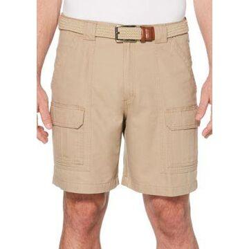 Savane Men's Canvas Hiking Shorts - -