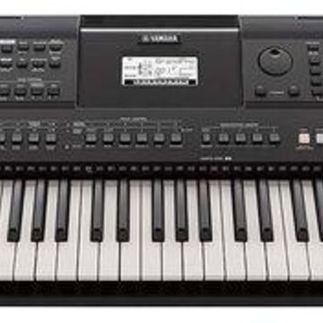 Yamaha PSR-E463 61-Key Portable Keyboard Keyboard Only