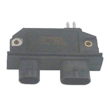 Sierra 18-5107-1 Ignition Module - GM 4 Cyl., V-6 & V-8 Engines with Delco HEI Ignition