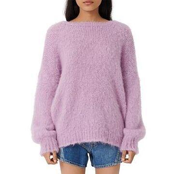 Maje Mignon Oversized Sweater