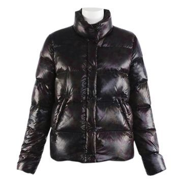 Moncler Red Polyester Coats