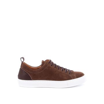 Jacob Cohen Snakers Suede Pony