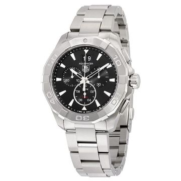 Tag Heuer Men's CAY1110.BA0927 'Aquaracer' Chronograph Stainless Steel Watch