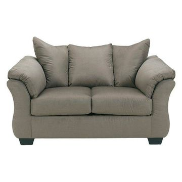Flash Furniture Cobblestone Loveseat