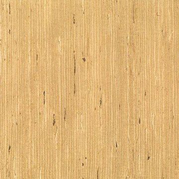 Kenneth James Filip Rust Grasscloth Wallpaper