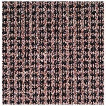 Crown Oxford Wiper Mat, 36 x 60, Black/Brown