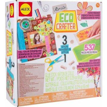 ALEX Toys Craft Ultimate Eco Crafter
