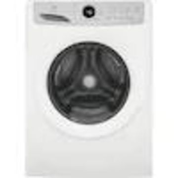 Electrolux 4.3-cu ft High Efficiency Stackable Front-Load Washer (Island White)