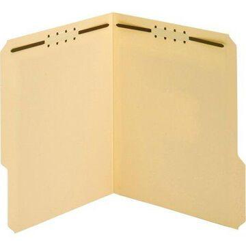 Pendaflex, PFX1453718PT, Heavy-duty Fastener Folders, 50 / Box, Manila