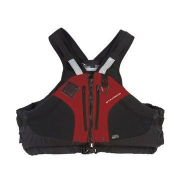 Stearns Aqueous Extreme PaddleSport Vest, Gray