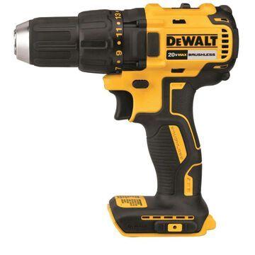 DEWALT 20-Volt Max 1/2-in Brushless Cordless Drill | DCD777B