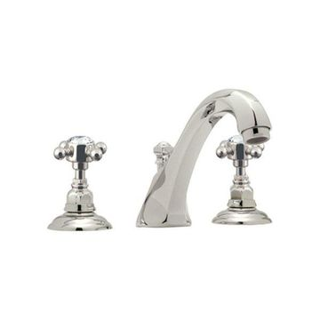 Rohl Tub Filler Faucet in Polished Nickel