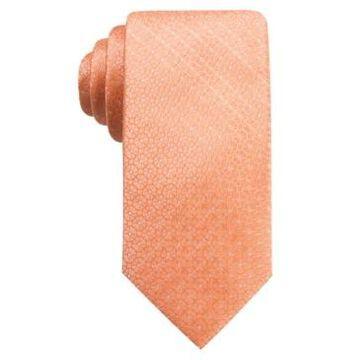 Ryan Seacrest Distinction Men's Gaffney Slim Geo Tie, Created For Macy's