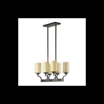 Quorum International 6596-6 Atwood 6 Light 20