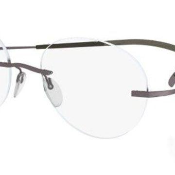 Silhouette TMA ICON 7580 6055 48 New Men Eyeglasses