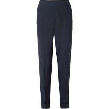 Akris Chris Crepe Tapered Pants