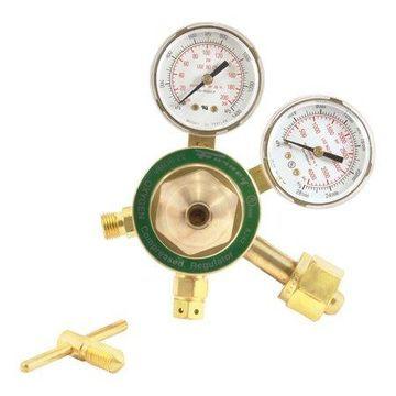 Forney 7.75 in. L x 8.625 in. W Welding Oxygen Regulator 1 pc.