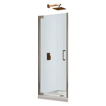 DreamLine Elegance Frameless Pivot Shower Door, SHDR-4134720-01