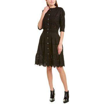 The Kooples Womens A-Line Dress
