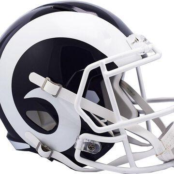 Riddell Los Angeles Rams Speed Replica Full-Size Helmet