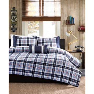 Mi Zone Elliot 3-Pc. Twin/Twin Xl Coverlet Set Bedding